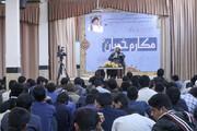 تصاویر/ کارگاه آموزشی سواد رسانه در مدرسه علمیه رضویه بیرجند