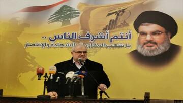 گرسنگی نمیتواند ما را به سازش با اسرائیل وادار کند/ دولت سابق لبنان دوستان خود را به درستی نشناخت