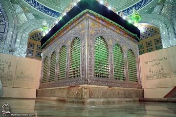 تشرف اهل تسنن به حرم شریف امامزاده موسی مبرقع(ره)