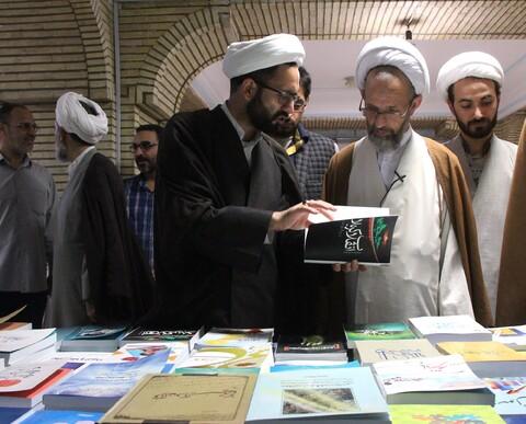 افتتاح نمایشگاه دستاوردهای پژوهشی موسسه آموزشی و پژوهشی امام خمینی(ره)