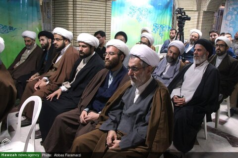 بالصور/ افتتاح معرض المنتجات البحثية لمؤسسة الإمام الخميني(ره) بقم المقدسة