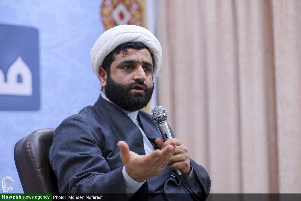 صوت | حجت الاسلام کهوند: عدهای بیانات رهبر انقلاب را مهندسی میکنند