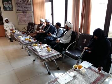 تحصیل ۱۵هزار بانوی طلبه در ۵۲ مدرسه خواهران  اصفهان