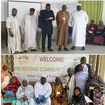 پیشوایان مسلمان غنا در کلاس های آموزش حقوق بشر شرکت کردند