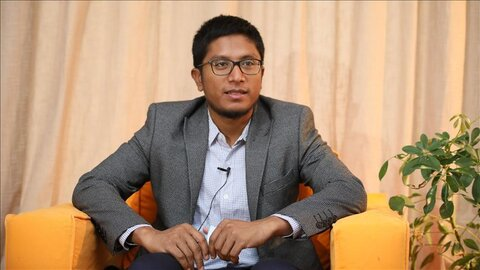 Rohingya Muslims in Europe hopeful for justice