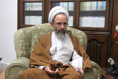 گفت وگو با حجت الاسلام والمسلمین رجبی