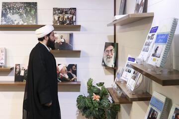 تصاویر/ بازدید قائم مقام دبیر ستاد امر به معروف کشور از رسانه رسمی حوزه