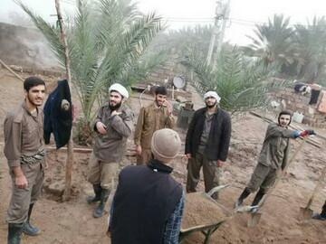 آمادگی حوزه علمیه کردستان برای کمک به سیل زدگان سیستان و بلوچستان