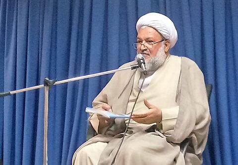 حجت الاسلام سلطانی - محمدشهر کرج