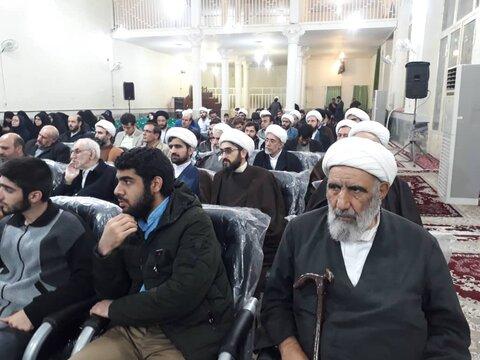 همایش وحدت حوزه و دانشگاه در مدرسه علمیه کمالیه خرم آباد