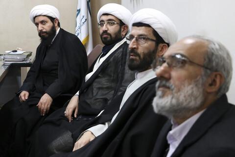 بازدید قائم مقام ستاد امر به معروف کشور از رسانه رسمی حوزه