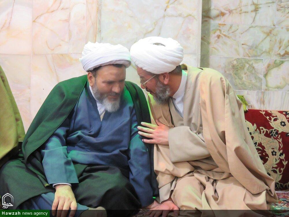 تصاویر/ ویژه برنامه «نمازجمعه و انتظار» با حضور مدیر حوزه علمیه سمنان
