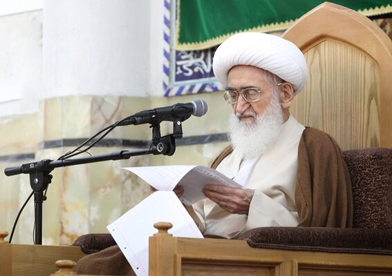تاکید مجدد آیتالله العظمی نوری همدانی: در انتخابات از کاندیدای خاصی حمایت نمی کنم