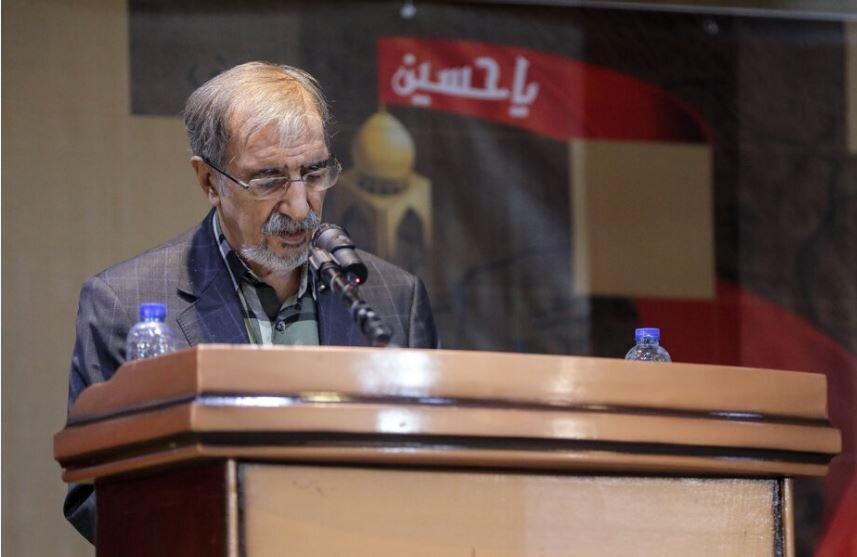 فیلم| شعرخوانی سیدعلی موسوی گرمارودی در دومین باهمستان فرهنگ و تبلیغ