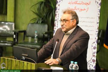رئیس دانشگاه صنعتی اصفهان: برای پر کردن خلأهای دانشگاهی چشم به حوزویان داریم