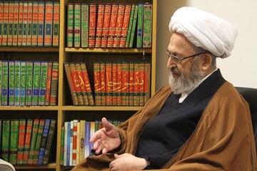 فیلم| پیام تسلیت آیت الله العظمی سبحانی بمناسبت شهادت سردار سلیمانی