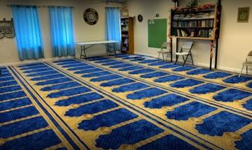 روز درهای باز در مسجد ماونت اولیو امریکا در سال نو ۲۰۲۰
