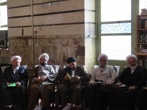 تصاویر/ نشست ائمه جمعه شهرستانهای استان سمنان