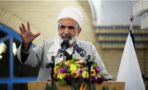 ماموستا فایق رستمی: حضور گسترده در انتخابات برگ برنده ایران اسلامی است