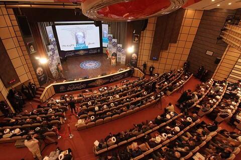 تصاویر/ برگزاری کنگره ملی آیت الله تالهی