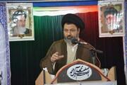 تظاهرات ضد آمریکایی مردم عراق ثمره خون سردار سلیمانی است