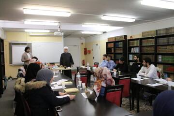 برگزاری کارگاه آموزشی اسلام و همزیستی در فرانکفورت