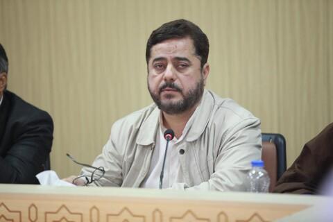 تصاویر/ اختتامیه نهمین گردهمایی معاونین منابع انسانی و پشتیبانی و امنای مالی مدیریتهای استانی حوزه