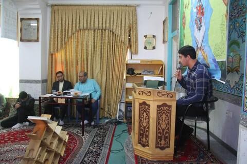 مسابقات قرآن طلاب کشور درآستان محمد هلال بن علی (ع) آران و بیدگل