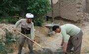 تقرير مصور عن خدمات طلاب العلوم الدينية في مختلف أرجاء إيران