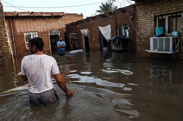 مردم در خانهها حبس اند/ مسئولان اهواز دچار بحرانِ پسا بحران شدهاند!
