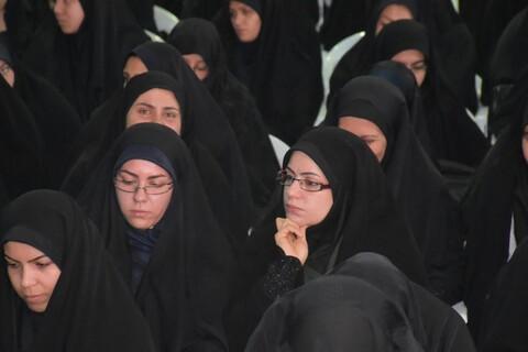 همایش طلیعه حضور طلاب خواهر جدیدالورود استان اصفهان