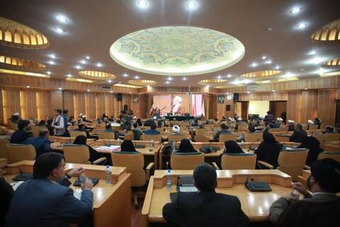 تصاویر/ افتتاحیه سیزدهمین نشست آموزشی-ترویجی ستاد همکاری های حوزه علمیه و آموزش و پرورش