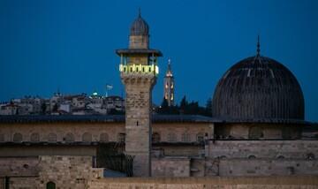 هفته گذشته بیش از 400 شهرک نشین اسرائیلی به مسجدالاقصی حمله کردند