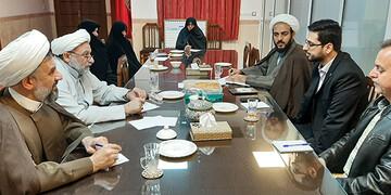 جلسه دبیرخانه وحدت حوزه و دانشگاه یزد تشکیل شد
