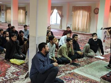 دوره ی آموزش تبدیل عضویت عادی به فعال بسیج طلاب برگزار شد