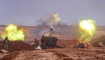 الجيش السوري يحاصر النقطة التركية بالصرمان