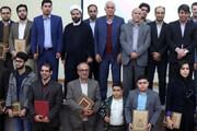 انتخاب استاد حوزه علمیه یزد به عنوان پژوهشگر برتر فرهنگی