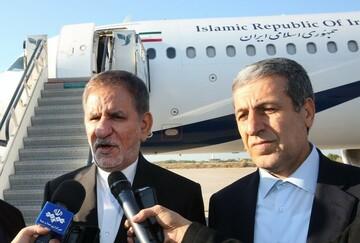جهانگیری در بوشهر: از صبوری مردم به خاطر تحمل مشکلات قدردانی میکنم