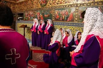 مروری بر زندگی اقلیت های  مذهبی کشورمان در مستند «ارامنه در ایران»