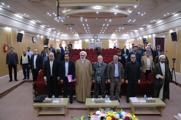 تصاویر/ افتتاحیه همایش بین المللی گفتوگوهای فرهنگی در چشم انداز تمدنی ایران وجهان عرب