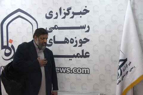 تصاویر/ بازدید عضو پارلمان ایالتی پاکستان ز خبرگزاری حوزه
