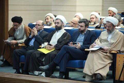 تصاویر/ اختتامیه سیزدهمین نشست آموزشی-ترویجی ستاد همکاری های حوزه علمیه و آموزش و پرورش