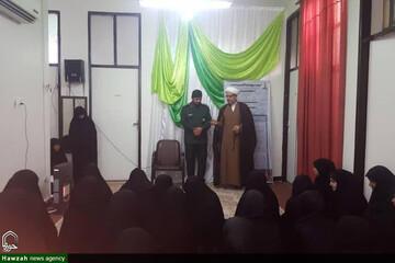 نشست مشترک مسئولان حوزوی در مدرسه علمیه خواهران فاطمیه برگزار شد