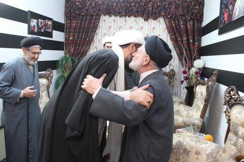 قدردانی امام جمعه همدان از روحانیون قدیمی همدان