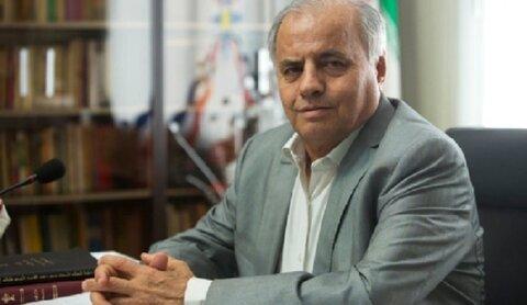 النائب المسيحي عن الطائفة الآشورية في البرلمان الايراني يوناتن بت كليا