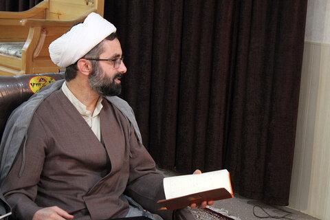 نشست بررسی منابع پایدار حوزه علمیه همدان