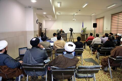 نشست بررسی «افراط گرایی دینی و تحولات آن در جنوب شرق آسیا» در موسسه دارالاعلام