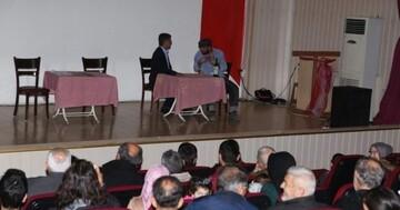 ابتکار امام جماعت مسجد موغله: نمایش تئاتر  با هدف  پرداختن به موضوعات اجتماعی