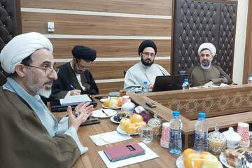 تصاویر/ اجلاسیه مدیران و معاونین آموزش حوزههای علمیه منطقه ۶ کشوری