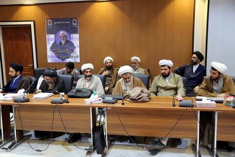 پنلهای تخصصی همایش ملی دیدگاه های علوم قرآنی مرحوم آیت الله العظمی فاضل لنکرانی